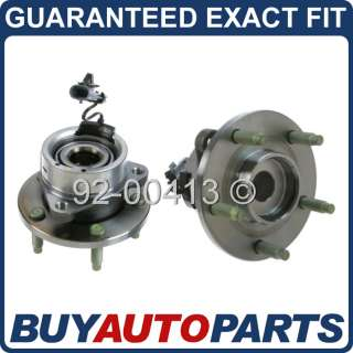 NEW FRONT WHEEL HUB BEARING CHEVY HHR COBALT ION