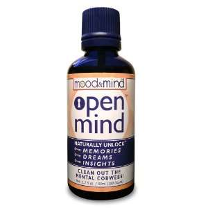 Mood & Mind MM1000 Open Mind Dietary Supplement Health
