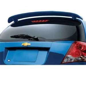 Chevrolet 2004 2008 Aveo Factory Hatchback Roof 2 Post Style Spoiler