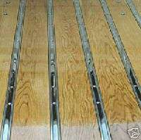 Stainless Bed Strips for 51 52 53 54 55 56 57 58 59 Short Chevy Truck