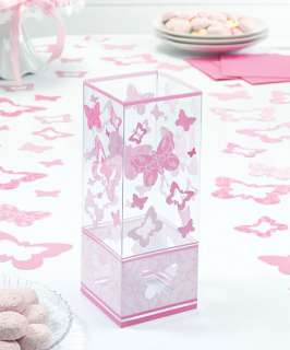 Set of 12 Butterfly Theme Wedding Party Table Decor