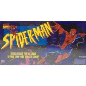 Marvel Comics Spiderman Game: Toys & Games
