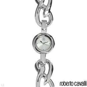 Roberto Cavalli Stylish Ladies Quartz Watch Brand New