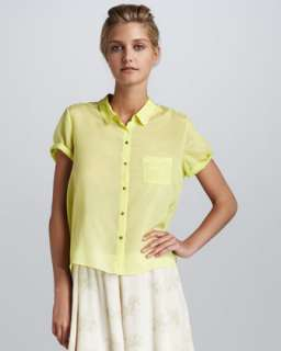 Rosie Silk Blouse & Katia Floral Print Skirt
