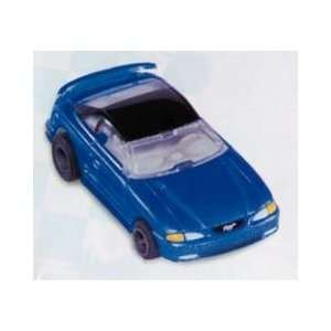 Candy Blue) Fast Tracker Road Racer Slot Car (Slot Cars) Toys & Games
