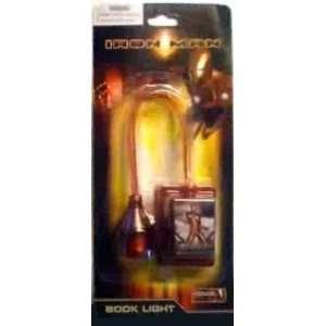 Iron Man Book Light