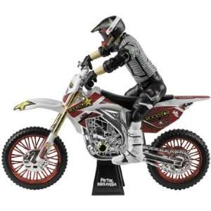 Metal Mulisha Metal Mulisha 112 Bike And Rider Toys