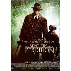 ROAD TO PERDITION (LARGE   FRENCH   ROLLED) Movie Poster
