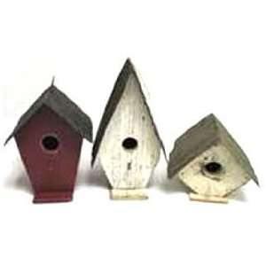 Frame Bird House / Assorted Size 5 X 6 By My Amish Goods