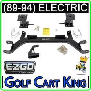 EZGO Marathon Golf Cart 4 Axle Lift Kit Electric 89 94