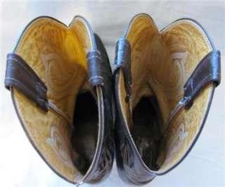Nocona Western Cowboy Boot Mens sz 10.5 D