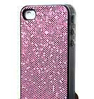 7X Bling Sparkle Glitter Hard Case Cover iPhone 4 4G 4S