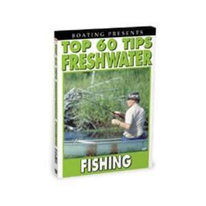 DVD Boatings Top 60 Tips   Freshwater Fishing