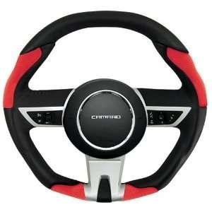 Grant 61213 10 11 Camaro Grant 6 Speed Steering Wheel Black/Red