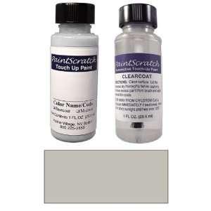 1 Oz. New Opal Silver Metallic Paint Bottle Kit for 2005