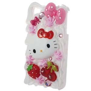 1X Trendy and Creative Hello Kitty Frosting iPhone Case