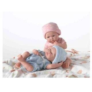 Berenguer La Newborn 14 Real Life Doll Set   Slightly