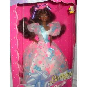 1994 BIRTHDAY BARBIE AFRICAN AMERICAN DOLL Toys & Games