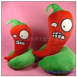 whole 30cm jalapeno plants vs zombies plush toys factory