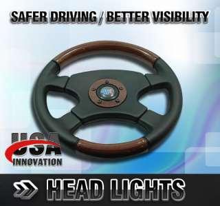 APC Steering Wheel Combi Wood 14 4 S Spoke