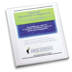 Discover Electricity & Magnetism Teachers Guide Office