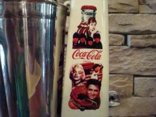 Vintage Hamilton Beach *COCA COLA* Milkshake Mixer Soda Fountain