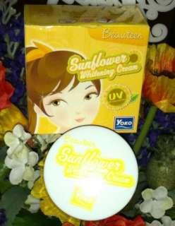 Beauteen YOKO Sun Flower Facial SKin Whitening Cream