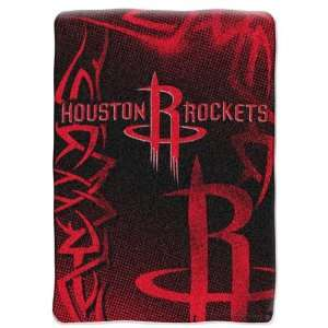 NBA Houston Rockets FIERCE 60x80 Super Plush Throw Sports