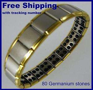 80 Germanium Titanium Energy Bracelet Power Balance