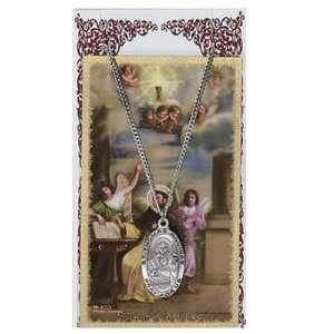 St. Thomas Aquinas Prayer Card Set Toys & Games