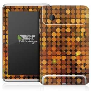 Design Skins for HTC Flyer   Pailettendisco orange Design