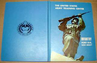 1966 Co K 2nd BCT Brigade Training Yearbook Fort Dix NJ