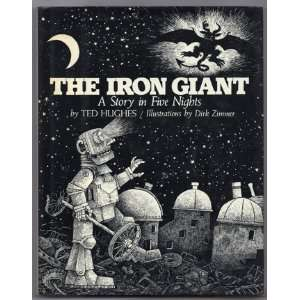 The Iron Giant (First edition) Ted. Hughes Books