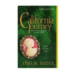 California Journey: A True Love Story (Vienna Brooks Saga