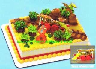 Dinosaur Train Cake Decorating Kit : dinosaur train party supply on PopScreen