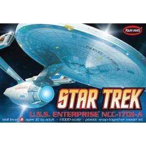 1000 Star Trek USS Enterprise NCC1701A Snap Kit ): Toys & Games