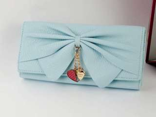 For Women Ladies Fashional Design Long PU Wallet Clutch