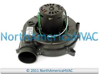 Trane Fasco Furnace Inducer Motor 702111543 7021 11543