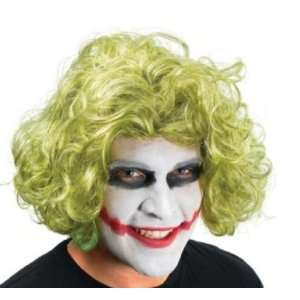 Batman The Joker Style Fancy Dress Wig & Make up Toys & Games