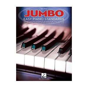 Hal Leonard Various Composers: Jumbo Easy Piano Standards