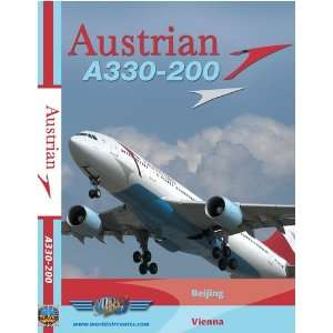 Austrian Airbus A330 200:  , Just Planes: Movies & TV