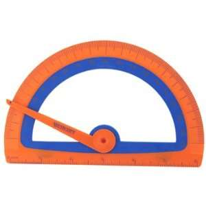 Quality value Microban Kids Soft Touch Protractor By Acme