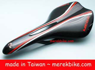 108g SQ1 selle MEGA merek Carbon Road Mountain Bike Saddle