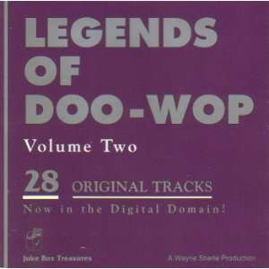 Legends of Doo Wop, Vol. 2 The Cufflinks, The Collegians