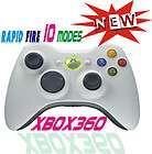 Wireless Xbox 360 Controller Rapid Fire 10 Mode modded HALO REACH NW3