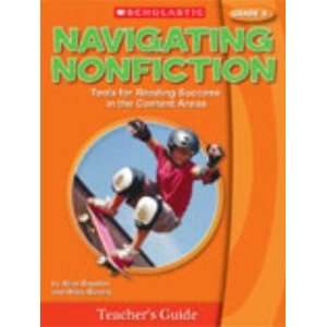 78290 6 Navigating Nonfiction Grade 4 Teachers Guide