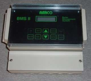 NEW* AERCO 64053 BMS II Boiler Management System Control Unit