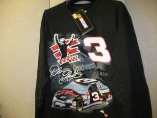 Dale Earnhardt #3 GM Goodwrench T Shirt    Checkered Flag Sports