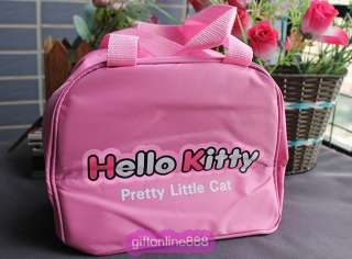 Hello Kitty Insulated Lunch Box attemperator bag KL9P
