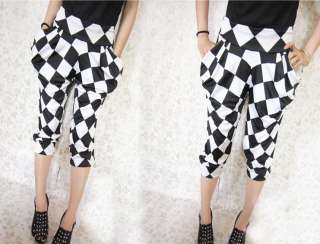 New Fashion Harem Hammer Baggy/Loose Pants Trousers Gfj